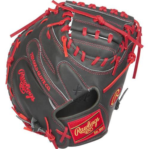 Rawlings Heart of Hide PROCM43DSS Catchers Mitt 34 Right Hand Throw