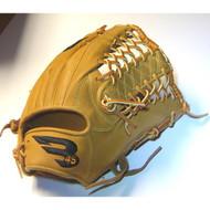 B45 Tan Outfield Baseball Glove 12.75 Right Hand Throw