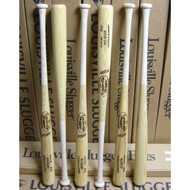 6 Pack of Louisville Slugger Wood Bats 34.5 inch