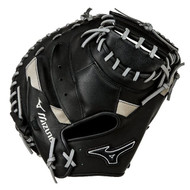 Mizuno MVP Prime SE 34 Inch GXC50PSE5 Baseball Catchers Mitt Black Smoke