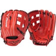 Mizuno MVP Prime SE 13 Inch GMVP1300PSES5 Slowpitch Glove Red Black