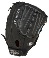 Louisville Slugger FGXN14-BK130 Fastpitch Softball Glove (Right Handed Throw)