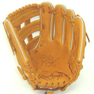 Rawlings HOH PRO1000HC Baseball Glove 12 inch Horween Leather Right Hand Throw