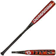 Demarini NVS Vexxum BBCOR Baseball Bat -3 (32-inch-29-oz)