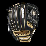 Wilson 2018 A2000 1786 Infield Baseball Glove Right Hand Throw 11.5
