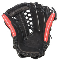 Louisville Slugger Super Z Black 13 inch Slow Pitch Softball Glove (Right Handed Throw)