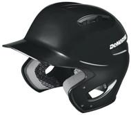 DeMarini Paradox Protege Pro Batting Helmet Black Youth 6.5 and Below