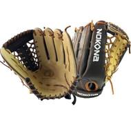 Nokona Alpha Select SV17M Baseball Glove Softball Glove 12 inch Right Hand Throw