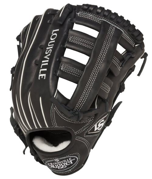 Louisville Slugger Pro Flare FGPF14-BK127 Black 12.75 in Baseball Glove (Right Handed Throw)