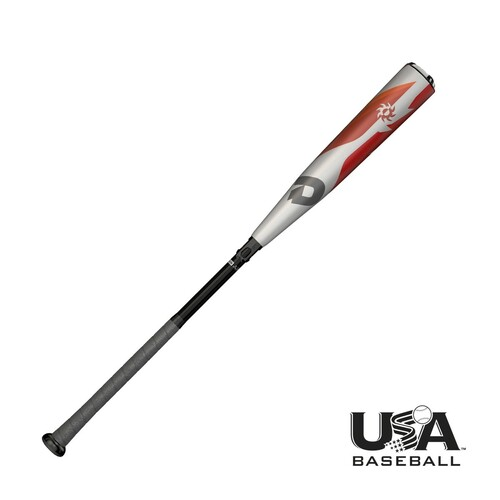 Demarini Voodoo -10 2018 USA Balanced 2 5/8 Baseball Bat 28 inch 18 oz