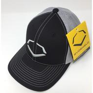 Wilson Sporting Goods Unisex EvoShield Steed Stripe Mesh Flexfit Hat Large XL