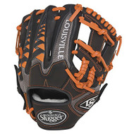 Louisville Slugger HD9 11.25 inch Baseball Glove (Orange, Right Hand Throw)