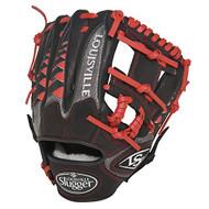 Louisville Slugger HD9 11.25 inch Baseball Glove (Scarlet, Right Hand Throw)