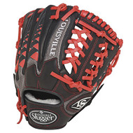 Louisville Slugger HD9 11.5 inch Baseball Glove (Scarlet, Right Hand Throw)