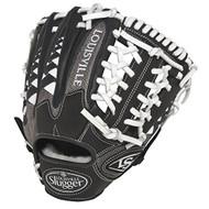 Louisville Slugger HD9 11.5 inch Baseball Glove (White, Right Hand Throw)