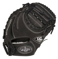 Louisville Slugger Pro Flare Black 32.5 inch Catchers Mitt (Right Handed Throw)