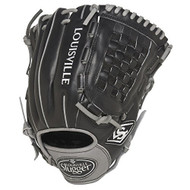 Louisville Slugger Omaha Flare Black 12 in Baseball Glove No Tags Right Hand Throw