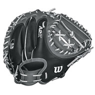 Wilson A2K Catchers Mitt Pudge 32.5 (Right Hand Throw)
