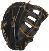 "Wilson A2000 1613 12.25"" Fist Base Mitt (Right Handed Throw)"