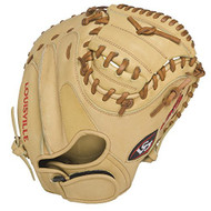 Louisville Slugger 125 Cathcers Mitt 33.5 No Tag Right Hand Throw