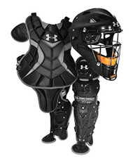 Under Armour Youth Age 7-9 Victory Series Catchers Set (Royal)