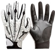 Mizuno Vintage Pro Youth Batting Gloves Pair (Digital Camo, Small)