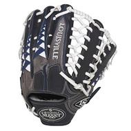 Louisville Slugger HD9 12.75 inch Baseball Glove (Navy, Left Hand Throw)