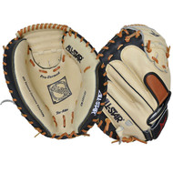 All-Star CM3200SBT 33.5 Catchers Mitt Black/Tan (Left Handed Throw)
