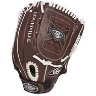 Louisville Slugger Xeno Pro Brown 12 in Softball Glove (Right Handed Throw)
