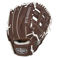 Louisville Slugger Xeno Pro Brown 11.75 inch Softball Glove (Right Handed Throw)