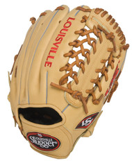 Louisville Slugger 125 Series Cream 11.5 inch Baseball Glove (Right Handed Throw)