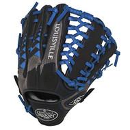 Louisville Slugger HD9 12.75 inch Baseball Glove (Royal, Left Hand Throw)