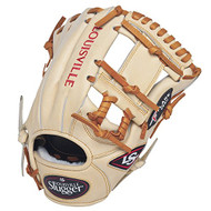 Louisville Slugger Pro Flare Cream 11.5 inch Baseball Glove (Right Handed Throw)