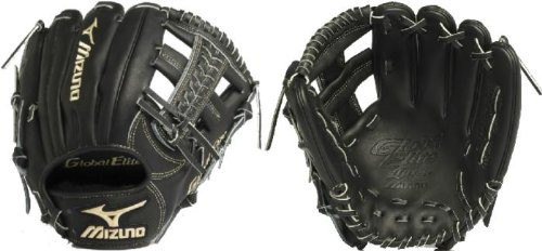 Mizuno GGE60VBK Global Elite VOP Baseball Fielder's Mitt