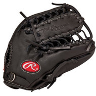 Rawlings G1225PT Gold Glove Youth Gamer 12.25 inch Pro Taper Baseball Glove (Right Handed Throw)