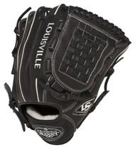Louisville Slugger Pro Flare Black 12 inch Baseball Glove (Left Handed Throw)