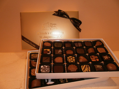 GOLD 48 PIECE BONBON & TRUFFLE COLLECTION