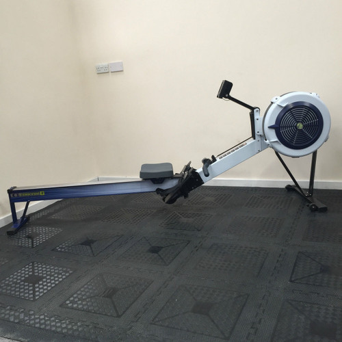 refurbished concept 2 model d indoor rower pm3 uk gym equipment ltd. Black Bedroom Furniture Sets. Home Design Ideas