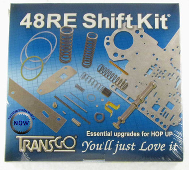 Transgo Shift Kit Sk 48re Dieselv10 Transmission Parts Now