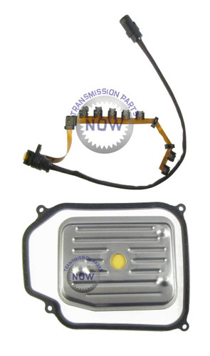 buy a quality wiring harness and filter kit fast shipping to volkswagen 01m wire harness solenoid connector filter pan gasket vw jetta