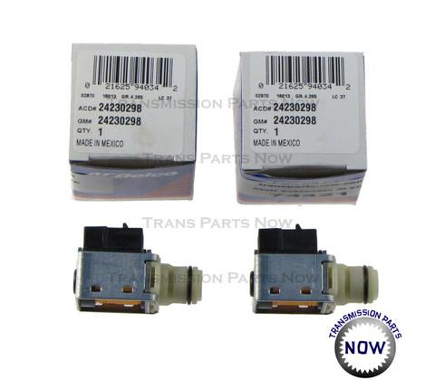 4l60e solenoids wiring and sensors gm gmc chevy shift solenoids 4l60e 4l65e 4l70e silverado