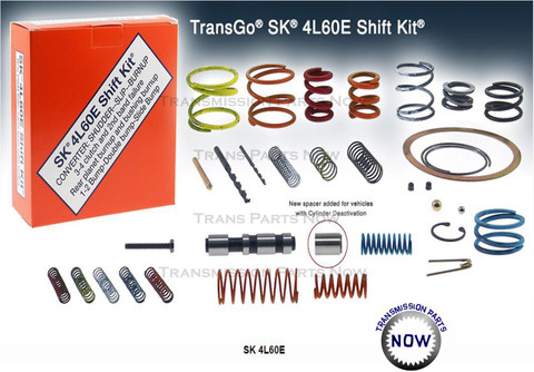 4l60e Transgo Shift Kit Upgrade Your Transmission To Improve