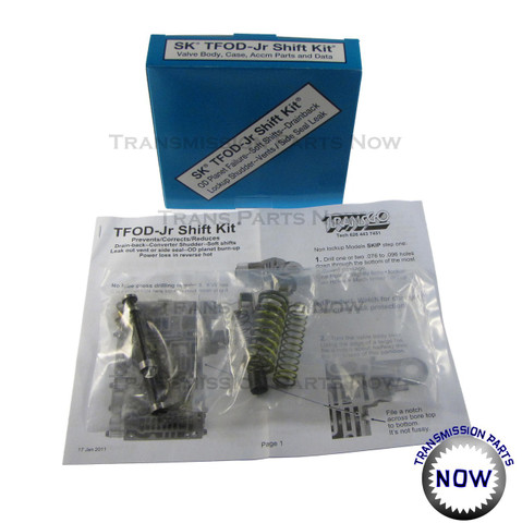Transgo Shift Kits Quality Products Made In The Usa