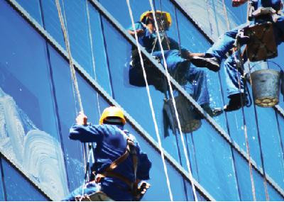 Fall Protection: The Right Connection!