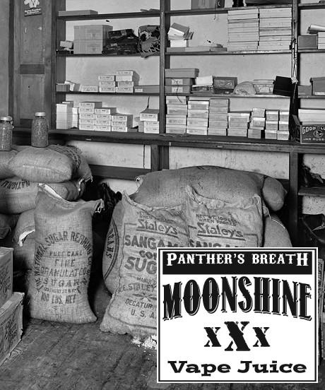 MOONSHINE BREW PANTHER'S BREATH - E-Juice - E-Liquid - Electronic Cigarettes - ECig - Vape - Vapor - Vaping - Pickering - Ajax - Whitby - Oshawa - Toronto - Ontario - Canada