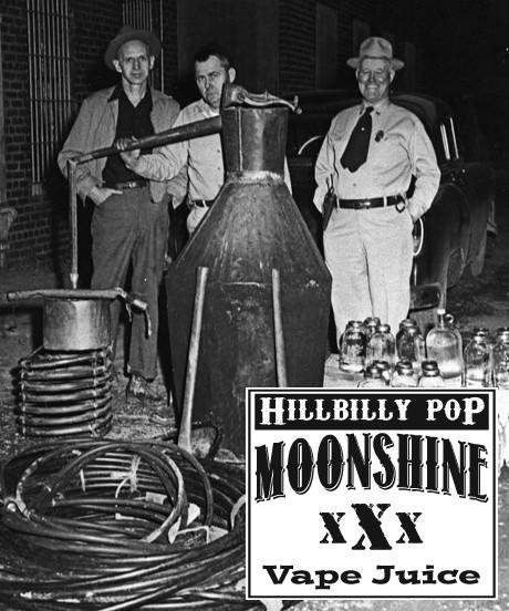 MOONSHINE BREW HILLBILLY POP - E-Juice - E-Liquid - Electronic Cigarettes - ECig - Vape - Vapor - Vaping - Pickering - Ajax - Whitby - Oshawa - Toronto - Ontario - Canada