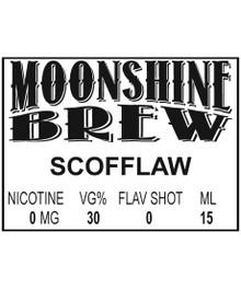 MOONSHINE BREW SCOFFLAW - E-Juice - E-Liquid - Electronic Cigarettes - ECig - Vape - Vapor - Vaping - Pickering - Ajax - Whitby - Oshawa - Toronto - Ontario - Canada