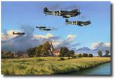 Dawn Til Dusk  Aviation Art