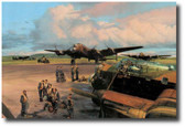Band of Brothers  Aviation Art