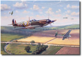 Fox Hunt by Jim Laurier Aviation Art